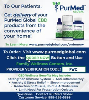 Chiropractic Delray Beach FL PurMed Global Flyer